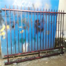 鐵藝花樣式護欄丨鋅鋼護欄廠家丨圍墻護欄出