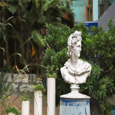 景区雕塑小品对园林景观中起到的作用