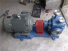 保溫泵 夾套保溫泵 LQB瀝青保溫泵