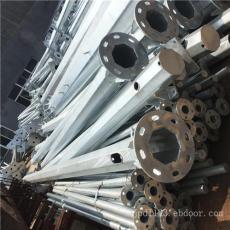 输电钢杆型号优质输电钢杆