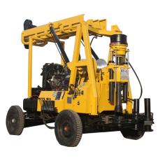 XYX-3轮式行走水井钻机
