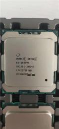 高價回收E5-2698 V3  2.3 GHz志強服務器CPU