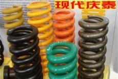煤矿机械弹簧