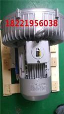 1.3KW双叶轮鼓风机 2XB320-H36高压力风机