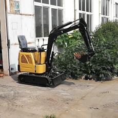 1噸小型挖掘機 液壓履帶挖掘機