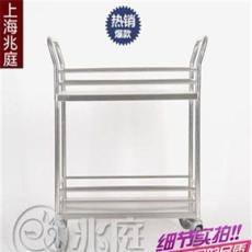 不锈钢平板推车 洁净室双层推车RCS-0211