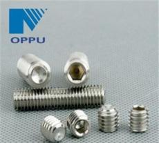 GB916凹端紧定螺丝 机米螺丝 螺钉