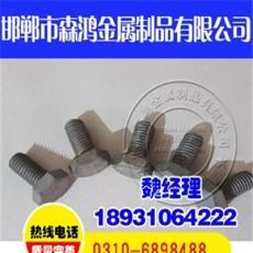 熱鍍鋅螺絲-熱鍍鋅螺絲公司-邯鄲森鴻金屬制品