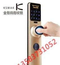 新货供应【K91GM指纹防盗锁】金指码用心做好每一把锁
