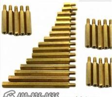 銅柱M3 單頭六角銅柱 銅柱螺絲 六角隔離柱【M3銅柱系列】