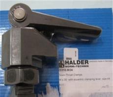 供應HALDER下壓夾具2331偏心把手/夾持螺牙