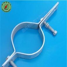 利特莱品牌厂家直销 光缆金具 杆用紧固抱箍 镀锌钢抱箍 光缆金具