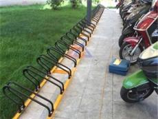 自行车地桩锁 自行车锁车地桩 物业自行车地桩锁