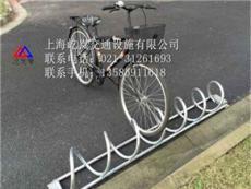 自行车停车架种类 高低式自行车停车架
