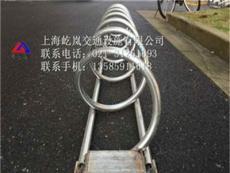 天津自行车停车架厂家 螺旋式自行车停车架价格