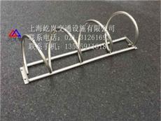不锈钢螺旋电动车停车架 车库电动车停车架规格