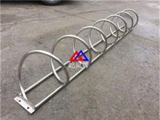 螺旋式自行车停车架 卡位式停车架区分 自行车停放架
