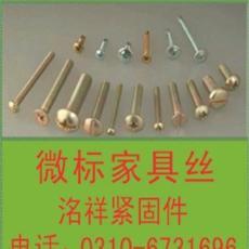 鍍鋅精密自攻釘螺絲GB845廠家