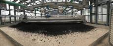 太陽能污泥烘干制陶粒溫室系統