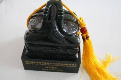 青奥徽宝貔貅双玺哪里权威鉴定