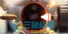304 201 0.8mm不銹鋼薄管攻牙解決辦法 熱熔鉆頭