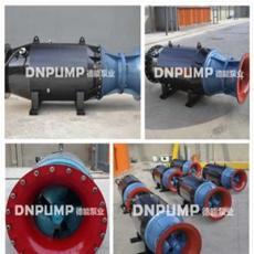 雪橇式轴流泵-雪橇式潜水轴流泵