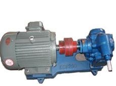 KCB135型号不锈钢齿轮油泵