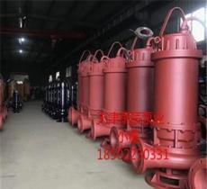 天津雨辰大流量高扬程不锈钢潜水排污泵厂家