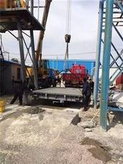 60吨亳州地磅厂家/3X10米
