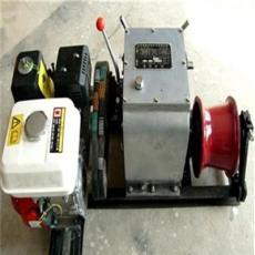 汽油绞磨机