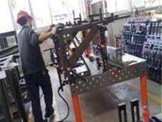 質優價廉的亞恒廠家講述三維柔性焊接平臺的安全操作保障