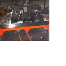 我国三维焊接平台铸造业的环境