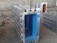 鑄鐵方筒平面度的檢定方法