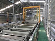 全自動鋁合金陽極氧化設備