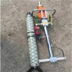 杰卓-MQTB-80/2.0型气动支腿式帮锚杆钻机厂家