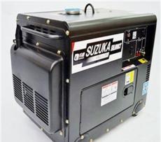 5KW小型静音发电机