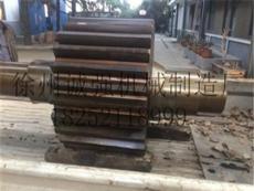 滚筒烘干机小齿轮配件生产厂家