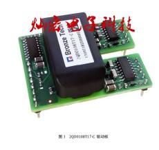 青銅劍變頻器驅動板2QD0108T17-C