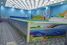 山西兒童游泳館拼裝式泳池水育親子游專用