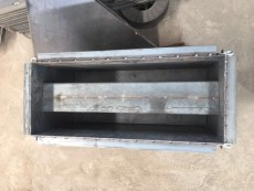 吉林松原廠家供應水泥流水槽鋼模具