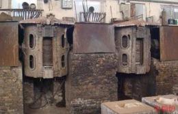 寶應中頻爐專業回收廢舊中頻爐拆除回收價格