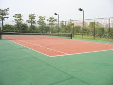 廊坊丙烯酸网球场专材料厂家铺设-塑胶硅pu