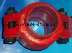 洛阳卡箍式柔性GJH管接头