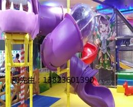 深圳高端定制儿童室内淘气堡厂家