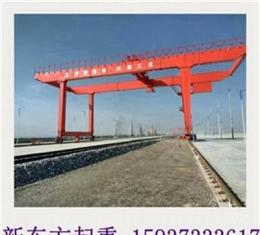 江西新余龍門吊廠家 擁有現代化生產車間