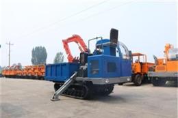全新履帶式+挖機廠家直銷質量保證