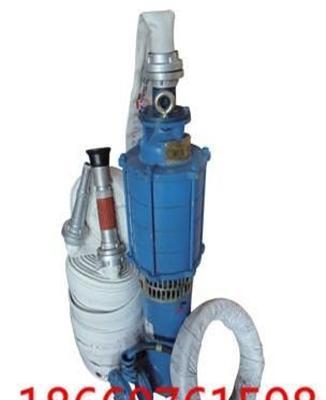 WQK矿用隔爆型高扬程灭火泵