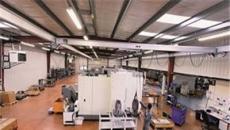 铝制轻型起重机系统