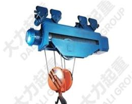 CD1钢丝绳电动葫芦 低净空冶金电动葫芦