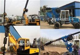 挖掘机旋挖钻 挖掘机改装旋挖钻